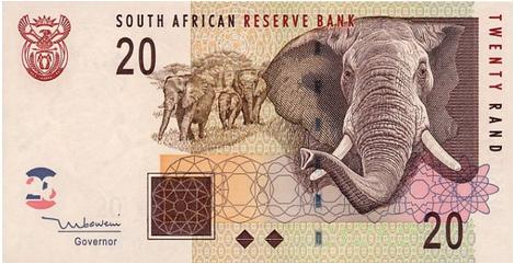 Rand Afrika Selatan (Sandyanadam)
