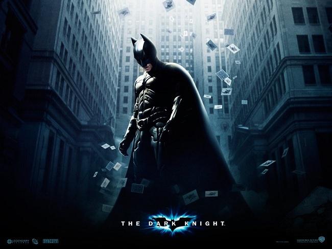 The Dark Knight (Batman-3D)