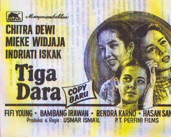 Tiga Dara (Pinterest)