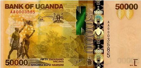 Shiling Uganda (Sandyanadam)