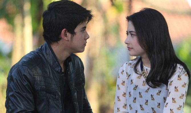Ali dan Prilly (Indowarta)