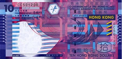 Dolar Hong Kong (Sandyanadam)
