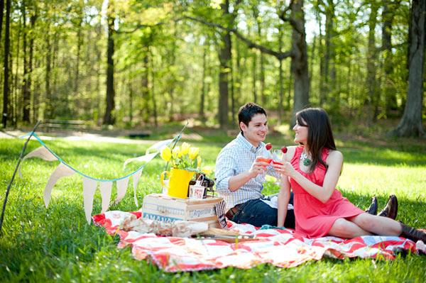 Piknik dengan pacar (tumblr)