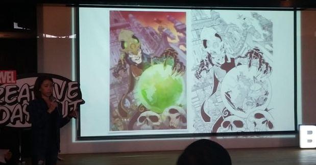 Ilustrator Marvel asal Indonesia (Detik)