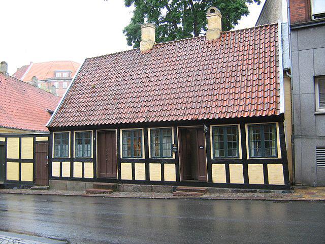 Tempat tinggal masa kecil Andersen (Kaskus)