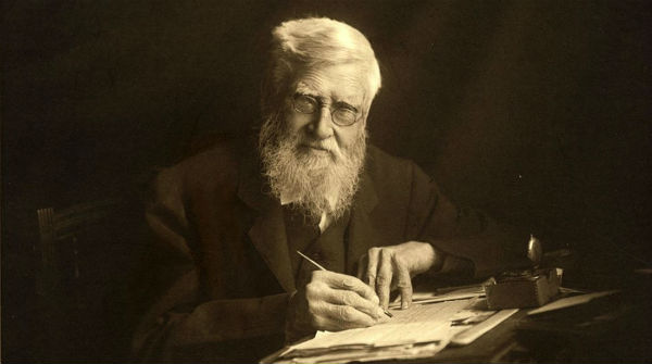 Alfred Russel Wallace (Macroevolution)