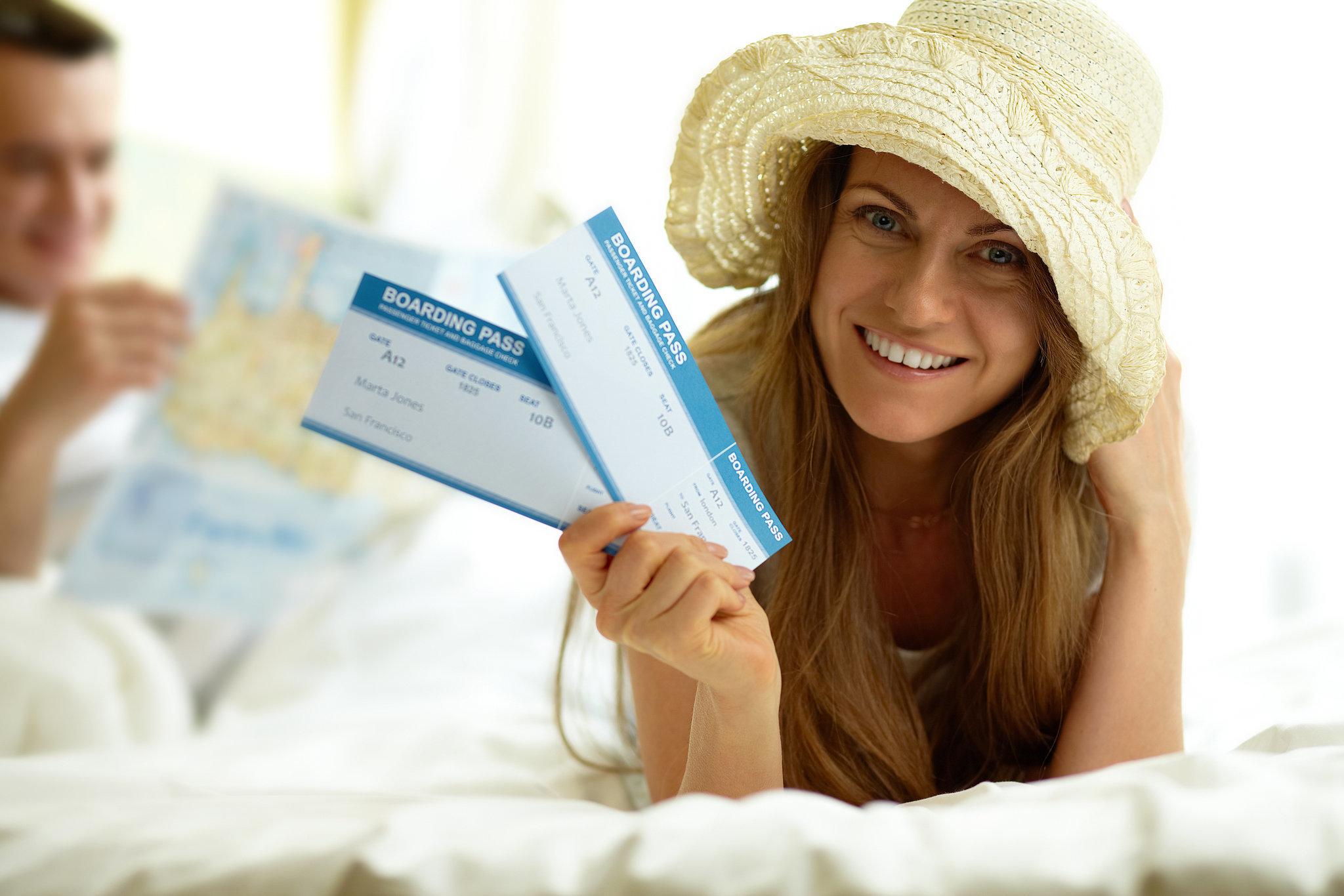 Tips Mendapatkan Tiket Pesawat Traveling Murah