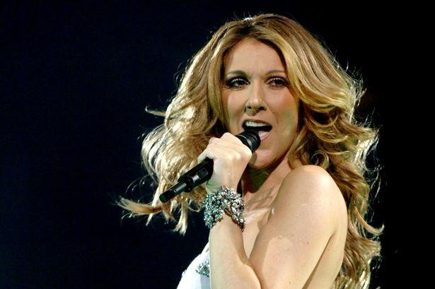 Celine Dion (Mirror)