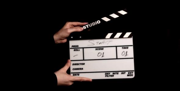Clapper Board (Videohive)