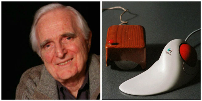 Douglas Engelbart (Koin)