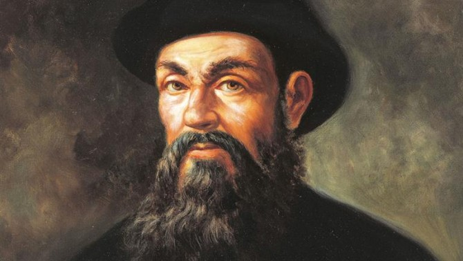 Ferdinand Magellan (Biography)