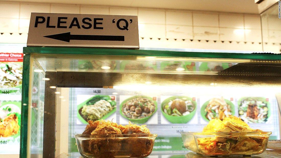 Ssstt! Ini Dia Spot â??Kuliner Rahasiaâ?? Paling Murah di Singapura