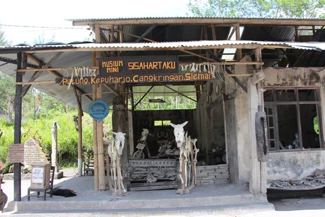 Mengenang Merapi dengan Berkunjung ke Museum Sisa Hartaku Yogyakarta