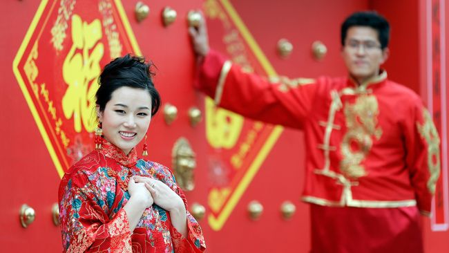 Pasangan Tionghoa (CNN)