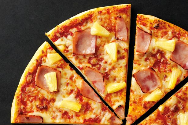Pizza (Mirror)