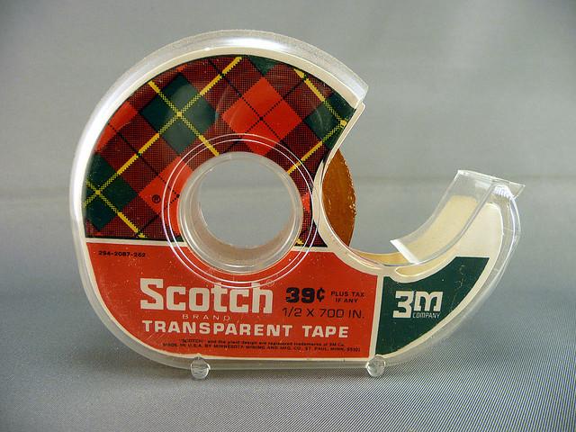 Scotch Tape (Amazine)