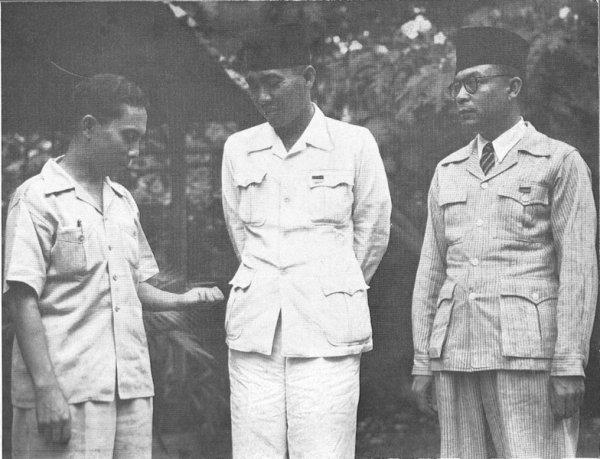 Sjahrir-Sukarno-Hatta (Tulisaneaku)