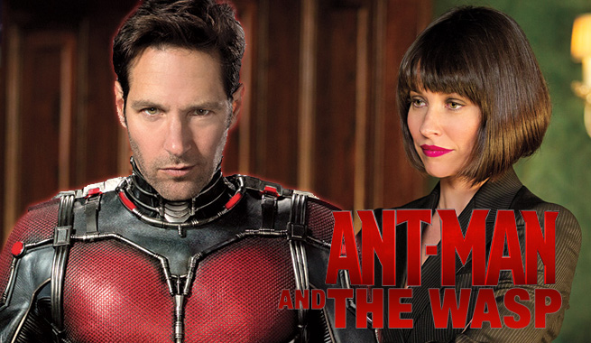 Ant-Man and The Wasp (Kaskus)