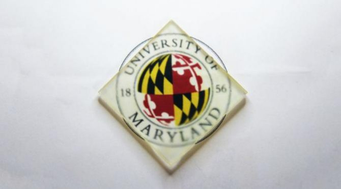 Logo University of Maryland (CNN)