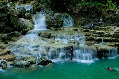 Air Terjun Sri Gethuk (klikhotel.com)