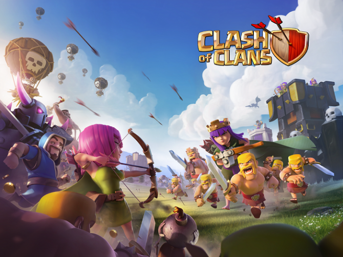 Clash of Clans (Google Play)