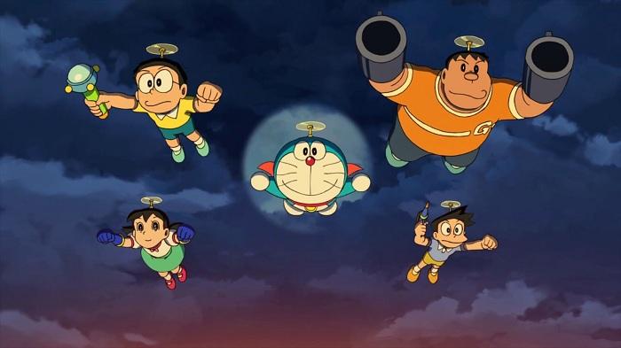 Film Layar Lebar Doraemon dari Masa ke Masa (4)
