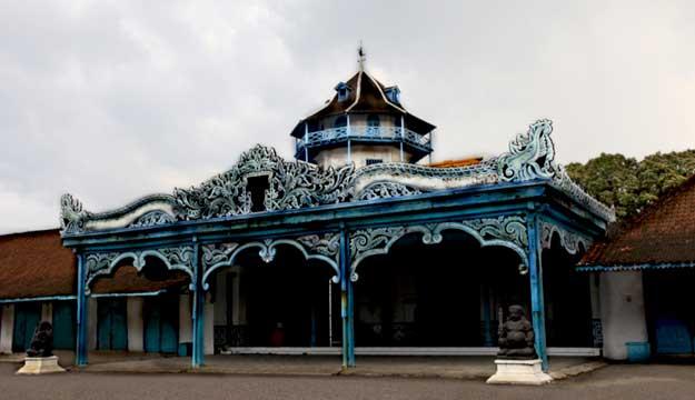 Karaton Kasunanan Surakarta (Airasia)