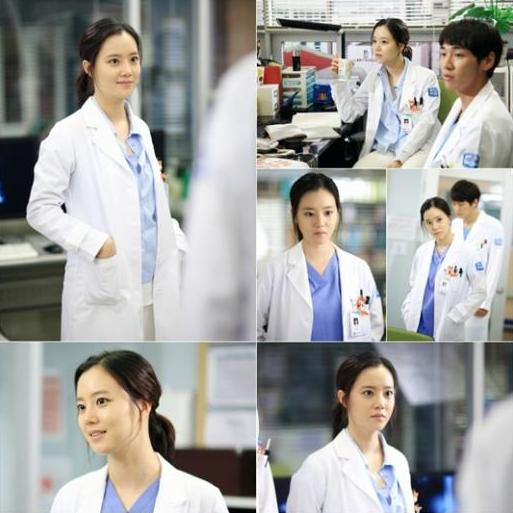 Moon Chae Won - Good Doctor (soompi.com)