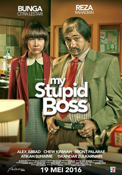 Poster My Stupid Boss (Movie.co.id)