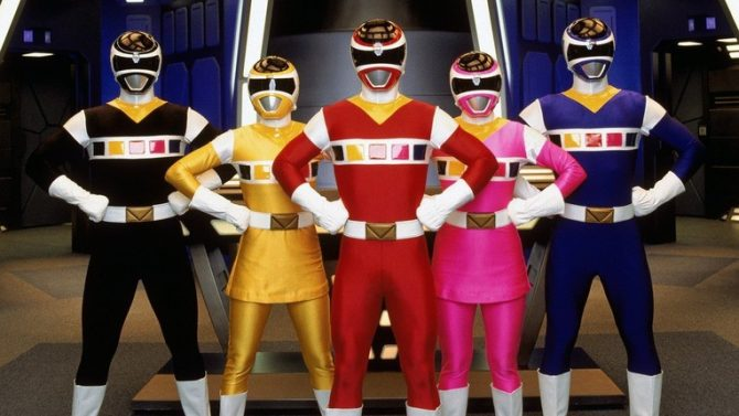 Power Rangers in Space  (IGN)