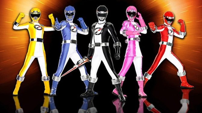 Power Rangers Operation Overdrive (IGN)