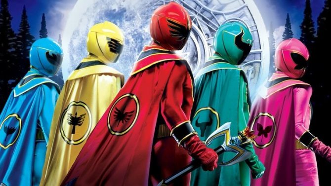 Power Rangers Mystic Force (IGN)