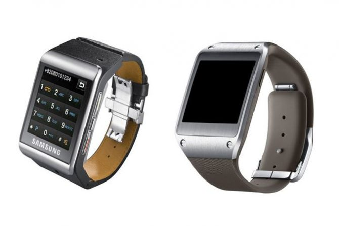 Samsung S9110 Watch Phone (Anandtech)