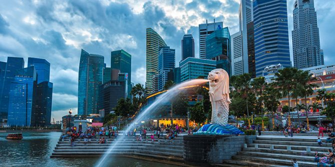 Singapura (Vinepair)