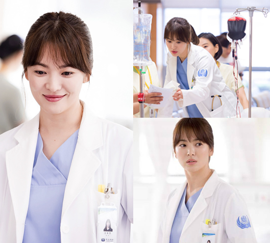 Song Hye Kyo - Descendants of the Sun (imoetkorea.blogspot.com)