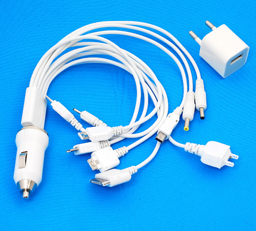 Travel Charger USB (www.corporategiftsmumbai.net)