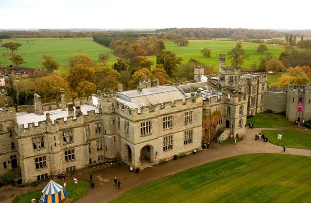 Warwick Castle (openbuildings.com)