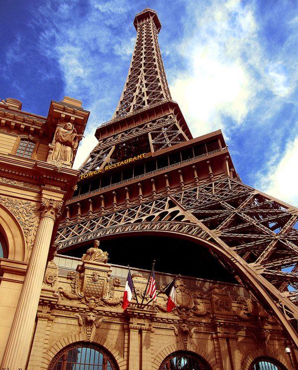 5 Replika Menara Eiffel Terbaik dan Terunik di Dunia, Indonesia Juga Ada!