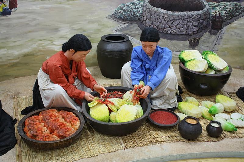 Mengintip Kimchi Museum, Wisata Budaya Korea yang Lagi Kekinian