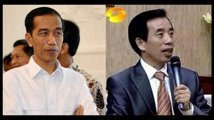 Presenter Tiongkok Mirip Presiden Jokowi Jadi Berita