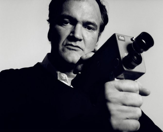 Quentin Tarantino (Cinemags)
