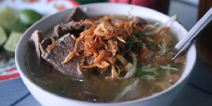 Sejarah di Balik Makanan Soto
