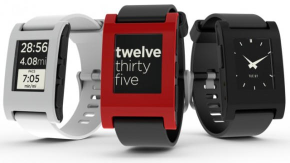Pebble (Smart-wears)