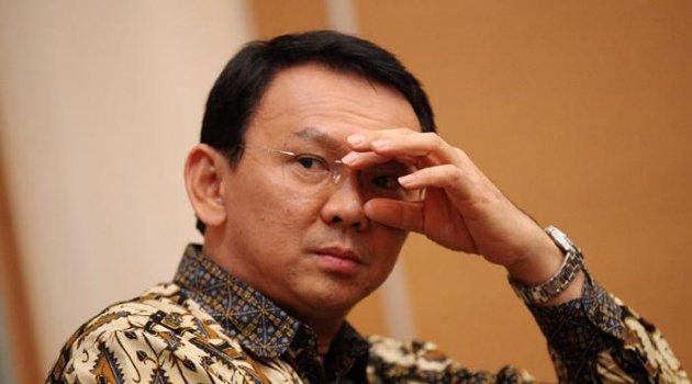 Gubernur DKI Jakarta Ahok (Topiktrend)