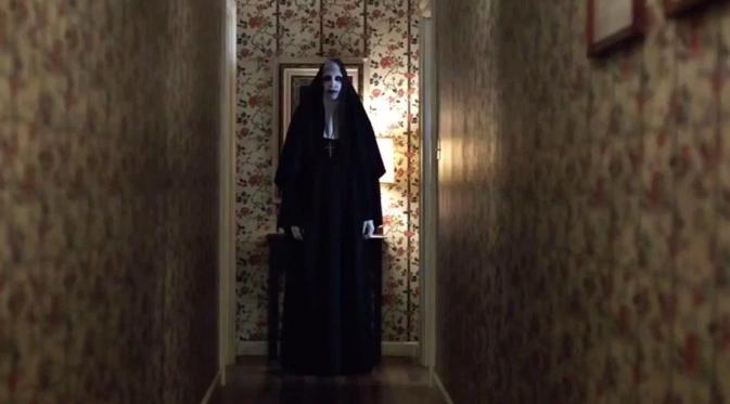 Menyeramkan di The Conjuring 2, Inilah Sosok Asli Iblis 'Valas'
