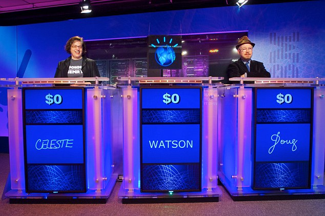 AI Watson (tengah) (Daily Mail)