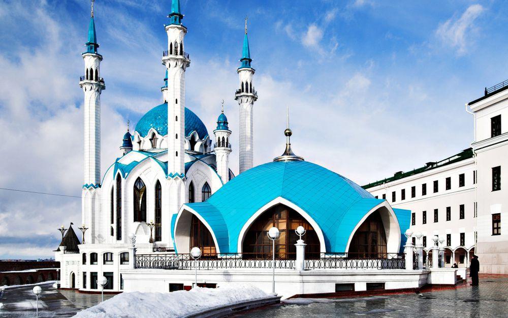 Meski Minoritas Muslim, 5 Negara Ini Punya Masjid Cantik Nan Megah