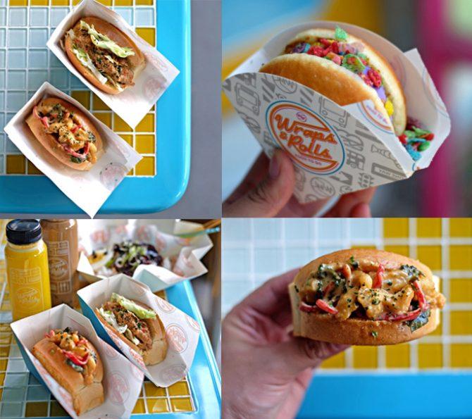 Aneka Menu Burger (anakjajan.com, tagsecond.com)