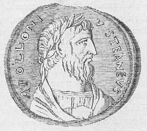 Saint Apollonius (Wikipedia)