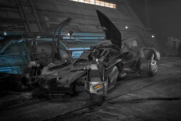 Batmobile baru (Duniaku)